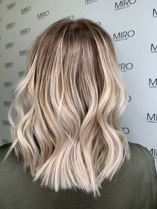 Balayage by Miro hair & Beauty Team