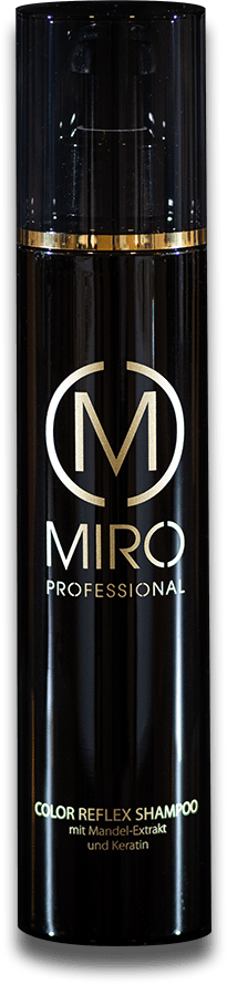 Color Reflex Shampoo vom Miro Hair & Beauty Team