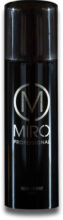 Wax Spray vom Miro Hair & Beauty Team