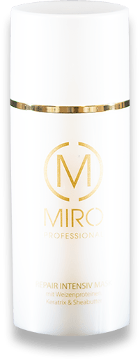 Repair Intensiv Maske vom Miro Hair & Beauty Team