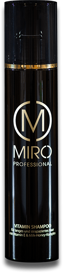 Vitamin Shampoo vom Miro Hair & Beauty Team