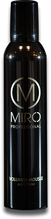 Volumen Mousse vom Miro Hair & Beauty Team